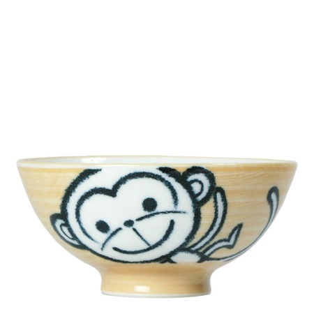 "MONKEY 4.5"" RICE BOWL"