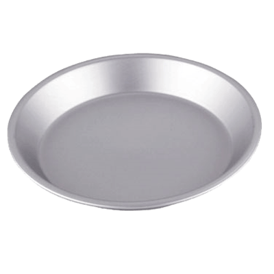 "Vollrath 2844L Pie Pan 9"" X 7-1/4"" X 1-1/4"""