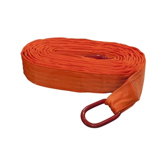 "10"" X 50' Recovery Strap, 200,000 lb"