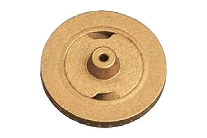 TeeJet DC45 - Brass Core - Hollow Cone Spray Nozzle