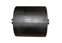 "8"" x 8 5/8"" Bogey Wheel with Axle"