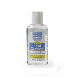 HAND SANITIZER 2 OZ. BOTTLE