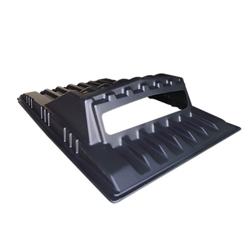 74x58 Black Recycling Lid
