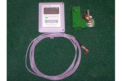 Chemical Containers Telone Digital Flow Meter with Turbine