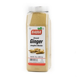 Ginger, Ground - 12oz