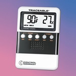 Traceable® Digital Humidity/Temp. Meter (Control Co. 4096)
