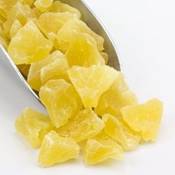 Pineapple Wedges, Low Sugar, Imported - 5lb