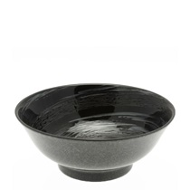 Black Cosmos Bowl 8-1/2""