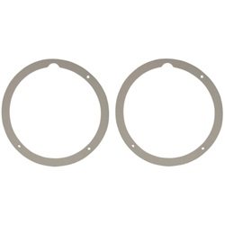 Taillight lens seal
