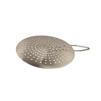 "FSE 9"" Stainless Steel Kettle Strainer"