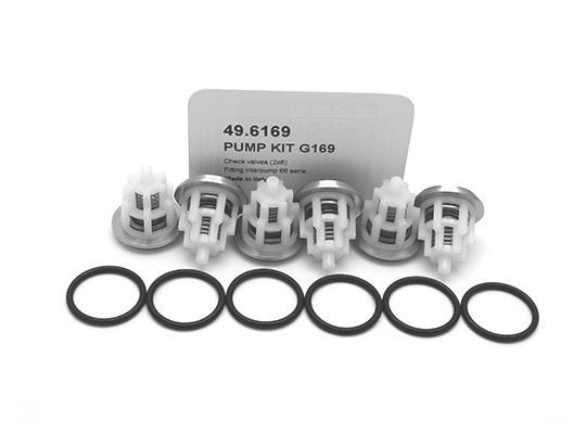 Veloci Replacement Pump Kit for GP Kit 169
