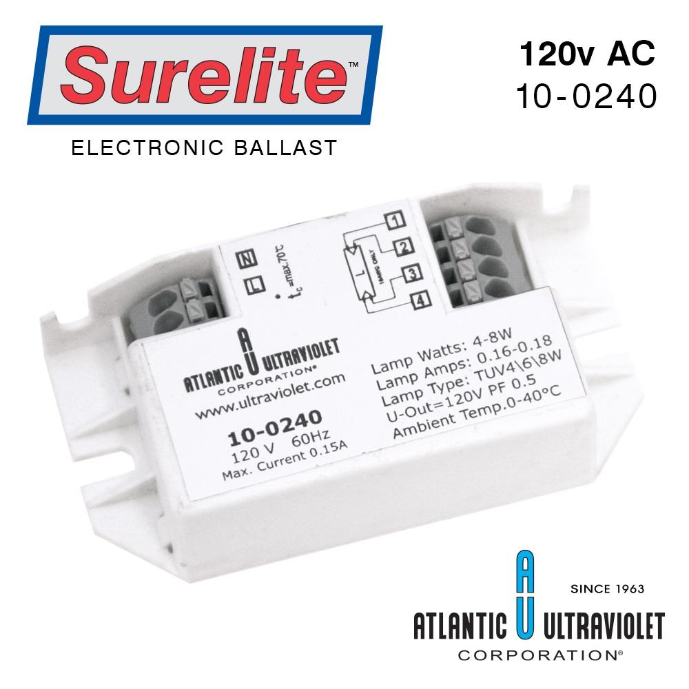 Surelite Ballast 10 0240 Buyultraviolet