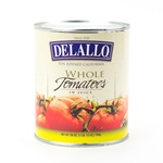 Tomatoes, Whole (In Juice) - 28oz (Case of 12)