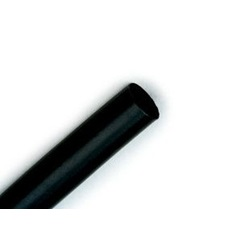"3/8"" X 200' 3M BLACK HEAT SHRINK TUBING FP301VW,"