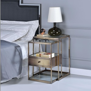 84470 2PC NESTING TABLE