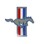 "Running Bar Horse 5"" Decal (RH)"