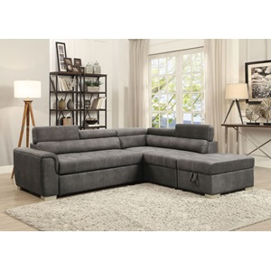 50275 THELMA SEC.SOFA W/PULL-OUT BED