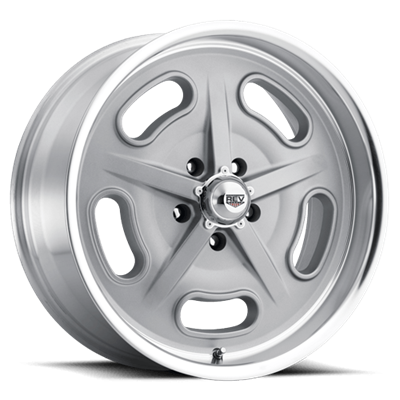 111 Classic Salt Flat Series 20x9.5 5x127 - Anthracite