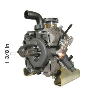 Braber Equipment - 1000L Pull Type Mist Blower