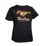 Mustang Since 1964 Ladies T-Shirt 2XL