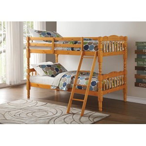 02301_KIT HOMESTEAD TWIN/TWIN BUNK BED