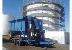 DUST COLLECTOR - USED