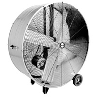 "Air King 42"" Industrial Drum Fan"