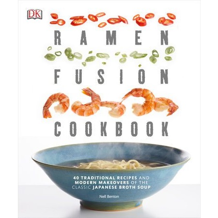 Book - Ramen Fusion Cookbook