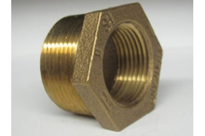 Brass MPT X FPT Reducer Bushings