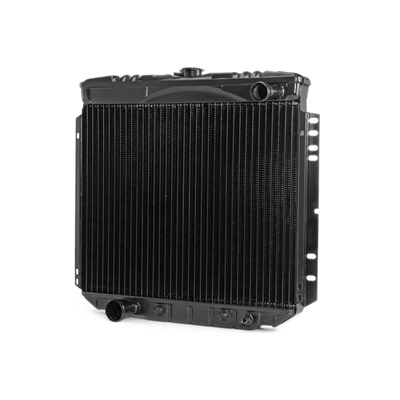 3-Row Radiator (302, 351, without A/C)