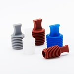 FLPS Series - Silicone Flangless Plugs