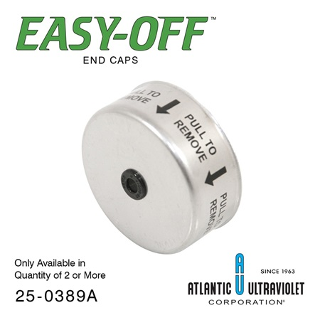 EASY-OFF™ End Cap: SANITRON® S2400-S25,000C