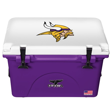 Minnesota Vikings 40 Quart