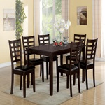 71950 ESP. 7PC PK DINING TABLE SET