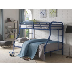 02043BU BLUE T/F BUNKBED KD VERSION
