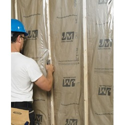 10' X 100' 2 MIL CLEAR POLY SHEETING ROLL