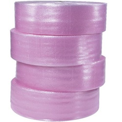"1/2"" X 48"" X 250' ANTISTATIC BUBBLE ROLL, CUT TO"