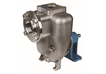 "FLOMAX 2"" x 2"" Stainless Steel Self-Priming Centrifugal Pump"