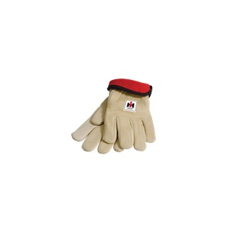Grain Cowhide Gloves (Medium)