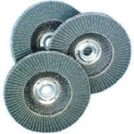 Aluminum Zirconia Flap Disc Type 27