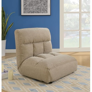 59800 TAN YOUTH GAME CHAIR