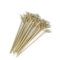 Knotted Bamboo Skewers - 4.75""