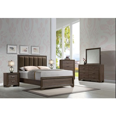 25847EK CYRILLE EASTERN KING BED
