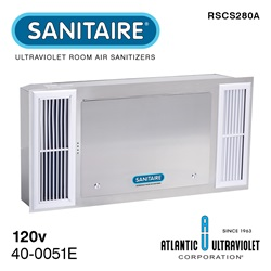 Sanitaire Recessed Ceiling Mount UV Sanitizer