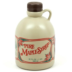 Maple Syrup, Grade A (32oz)