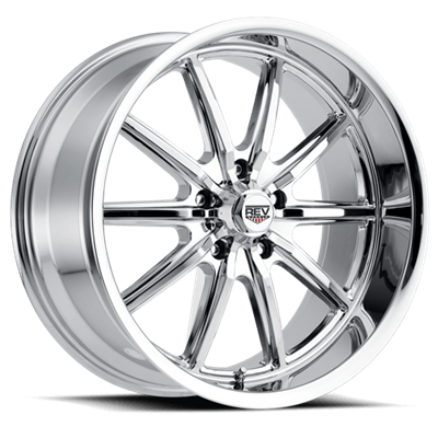 110 Classic Series 20x8 5x120.65 - Chrome