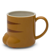 Cat Paw 9 Oz. Mug - Brown