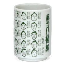 Sumo Champs Teacup