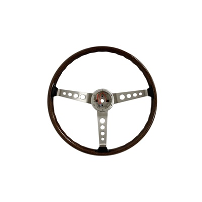 1965-1973 Shelby WALNUT WOOD STEERING WHEEL