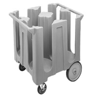 Cambro DC1225110 Dish Caddies Cart Poker Chip Design